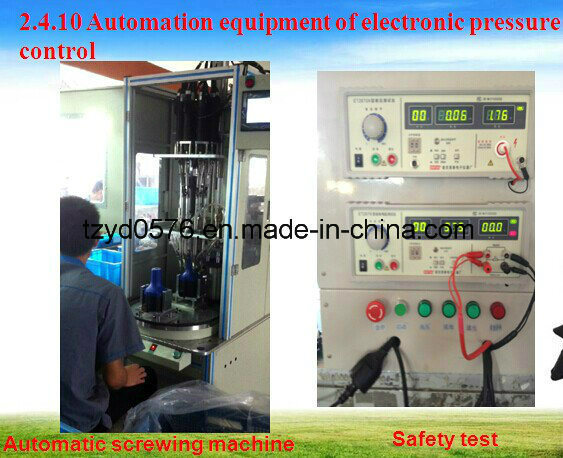 Automatic Pressure Control for Water Pump (SKD-11)