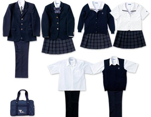 New Design Custom School Uniform Dress