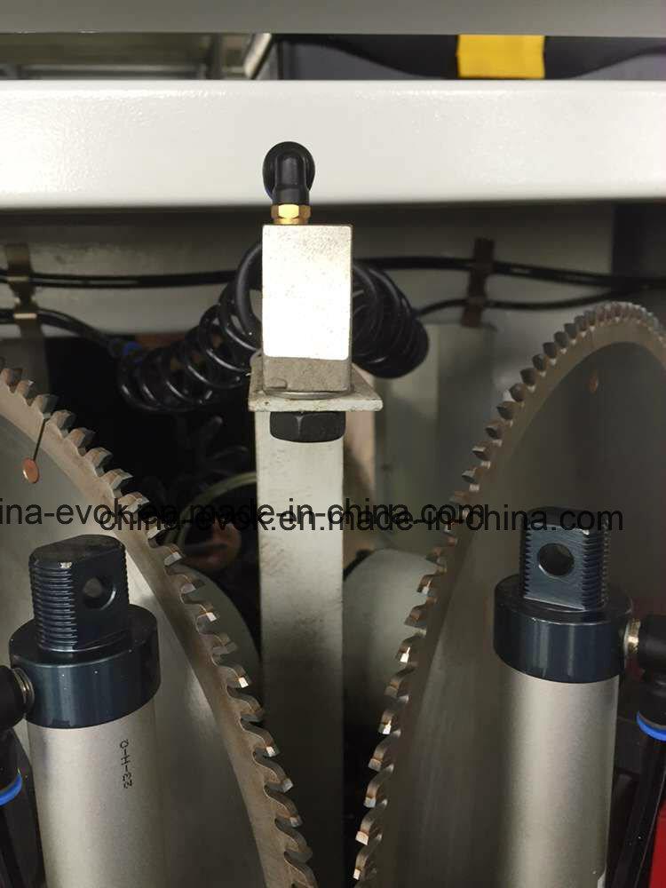 Intelligence Dual Saw Cutting Machine Tc-828A8