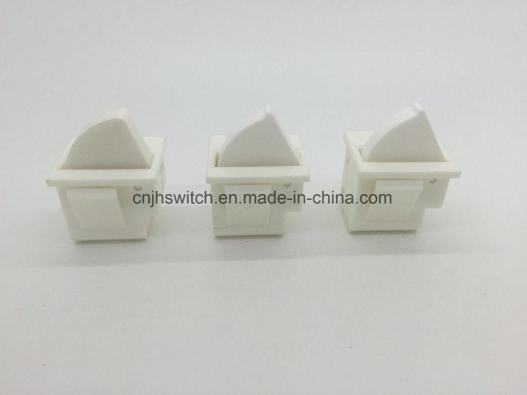 Jinghan Kdn-102 White Fan Shaped Refrigerator Door Switch