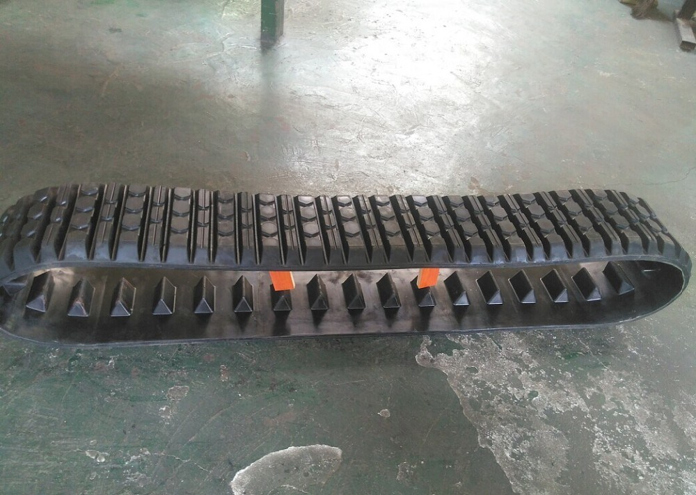 Good Quality Rubber Tracks for Asv RC30 Compact Loaders