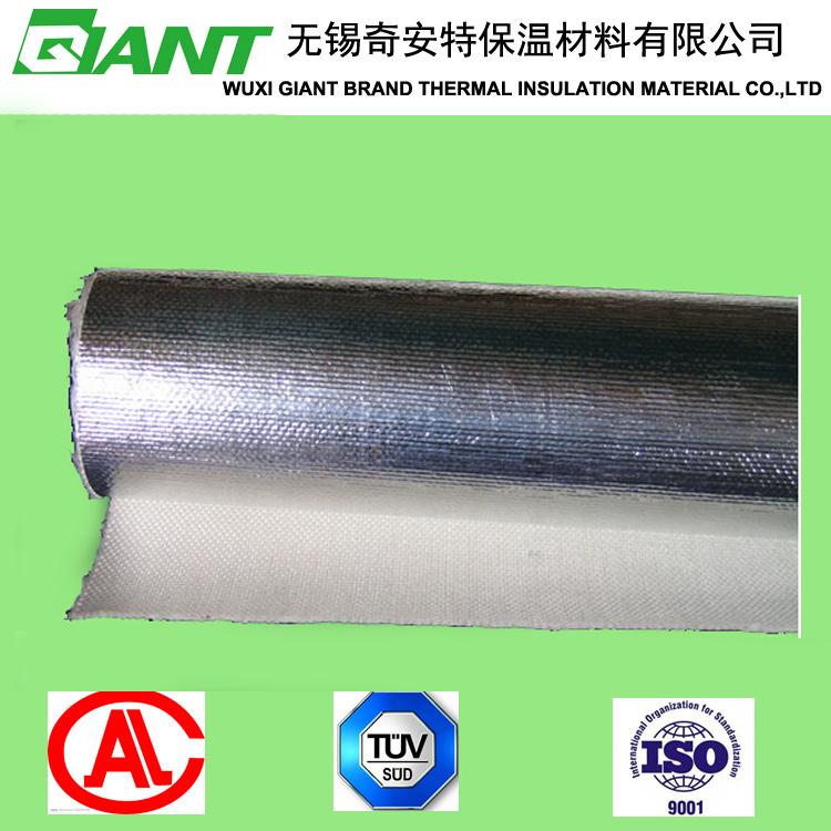 Flame Retardant Fiberglass Cloth Thermal Blanket Material