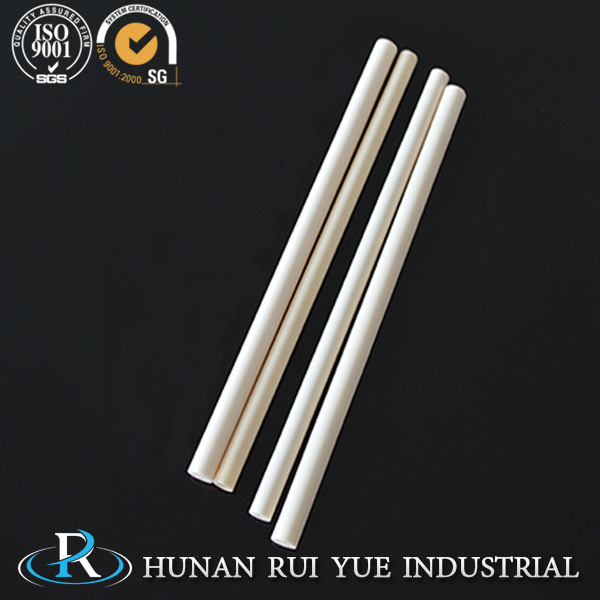 99% Al2O3 Ceramic Thermocouple Protection Tube