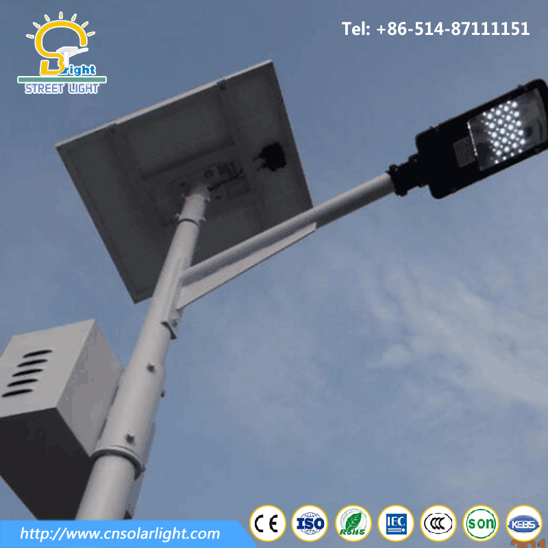 IP67 Easy Install Solar Street Lighting for LED Parking Area Lights