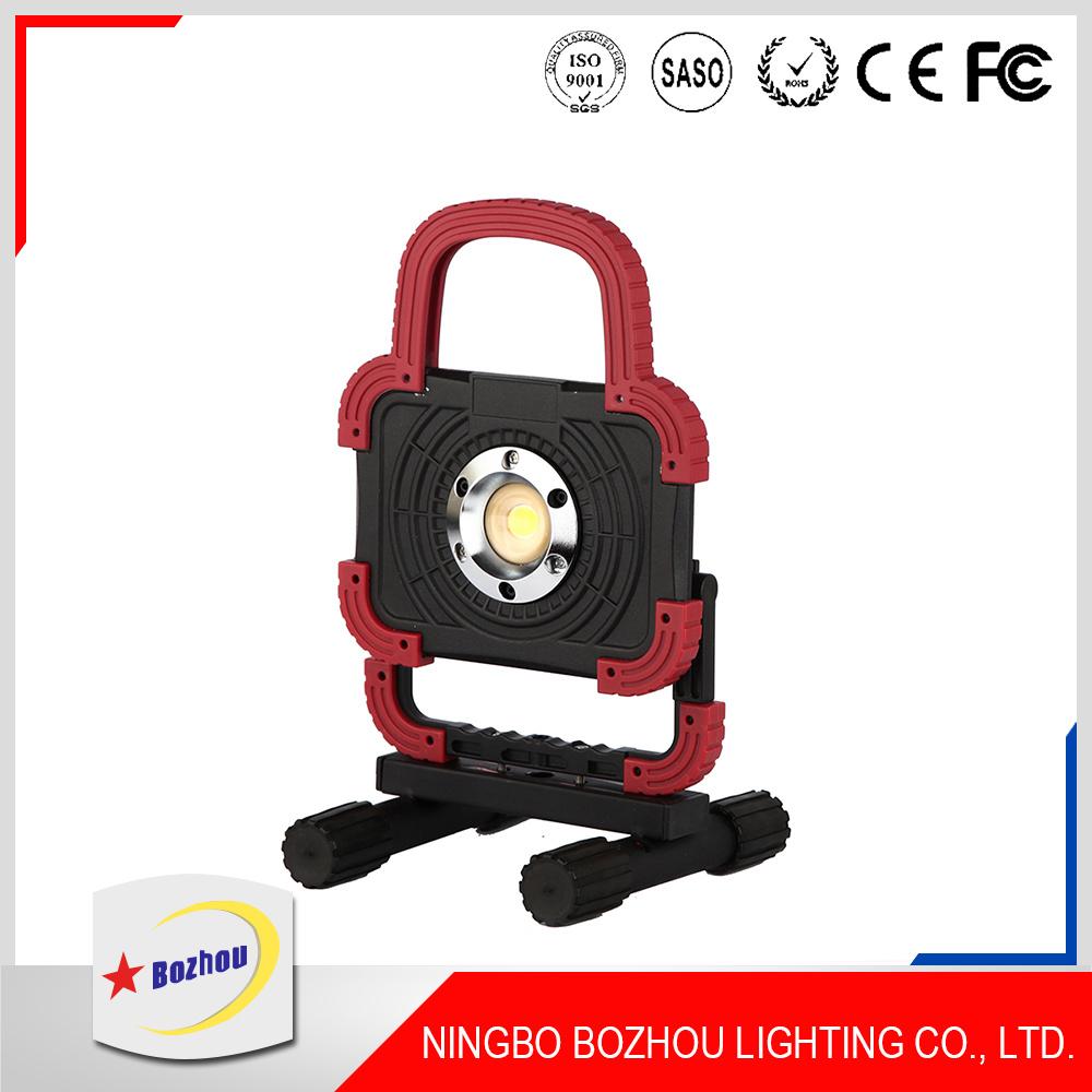 5000lumen Rechargeable LED Work Light Waterproof Outdoor Portable Emergency Light