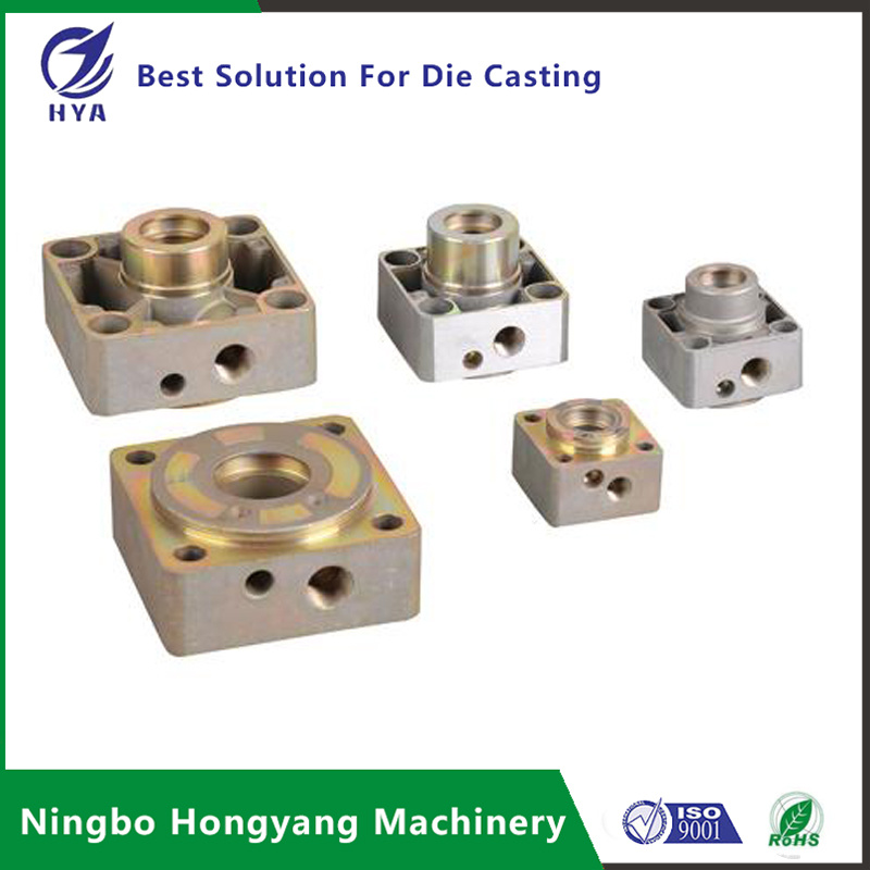Die Casting for Pneumatic Component