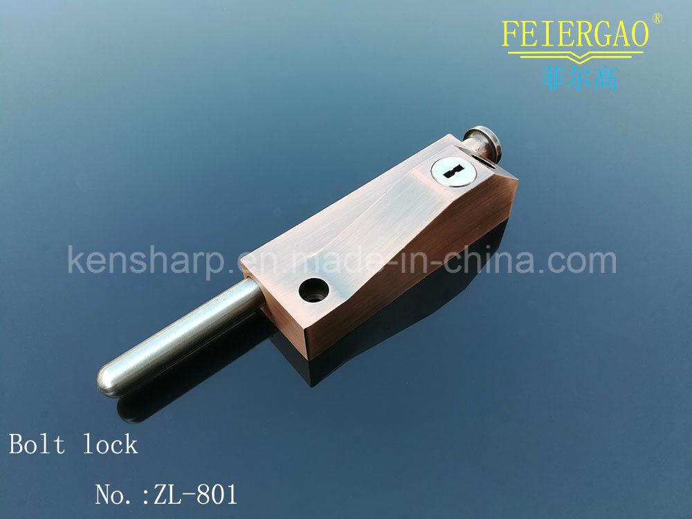 Zl-801 Beautiful Bathroom Safe Lock Dead Bolt Lock