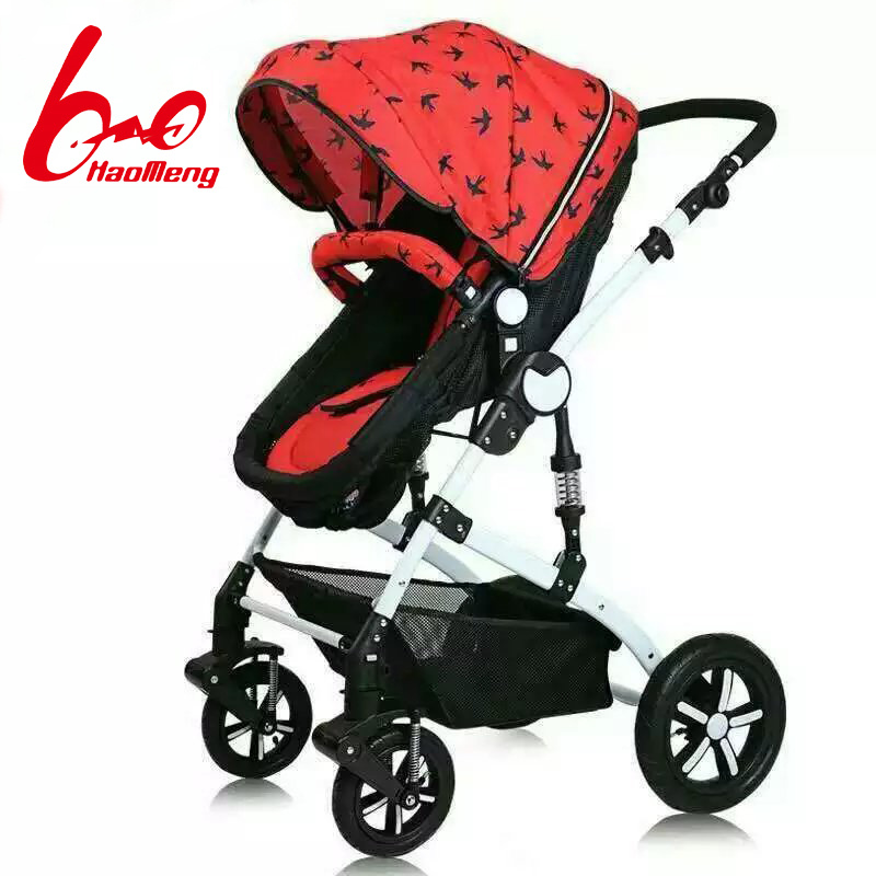 New Red Beautiful Kids Stroller for Girls