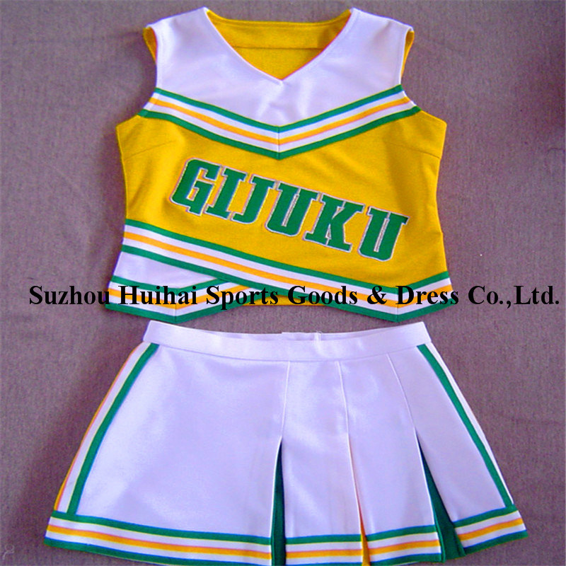 2017 Cheerleading Uniform, Cheerleader Costumes, Cheering Apparel