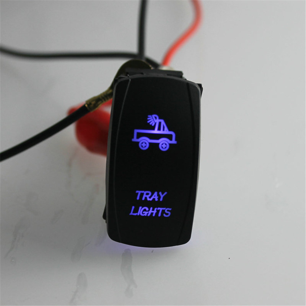 Multi-Functional Dual USB Voltmeter Cigarette Light Socket Panel