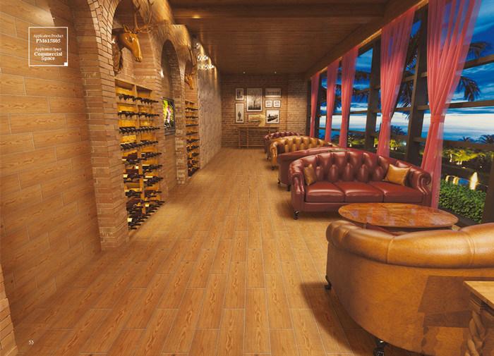 Building Material Wooden Flooring