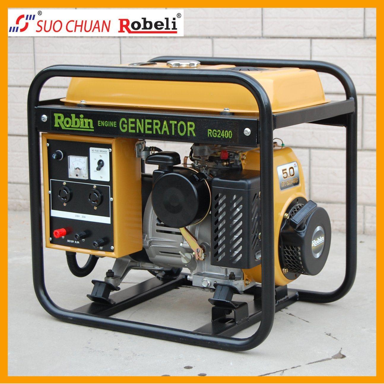 Robin Gasoline Generator/Rg2400/Rg3500