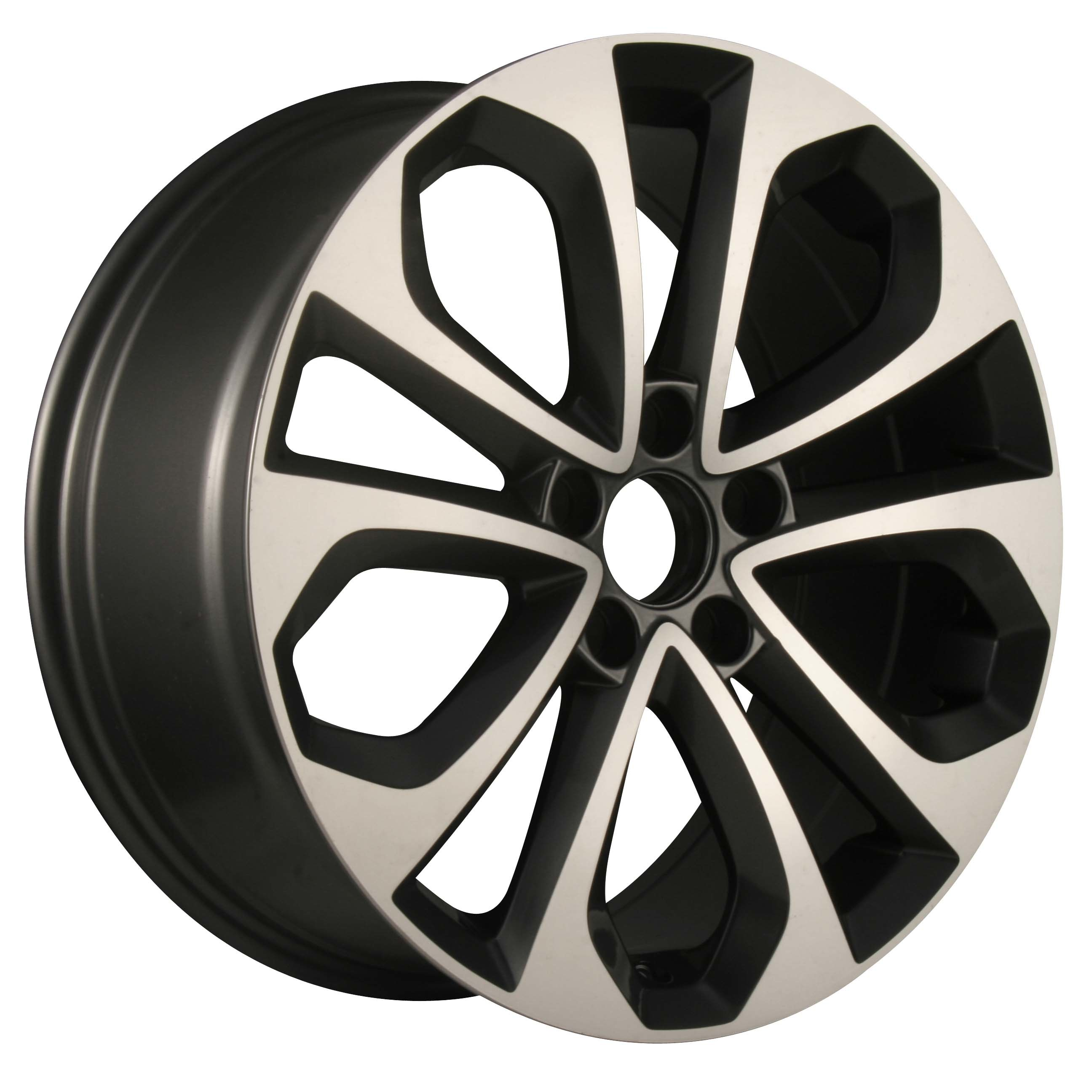 18inch Alloy Wheel Replica Wheel with for Honda Civic