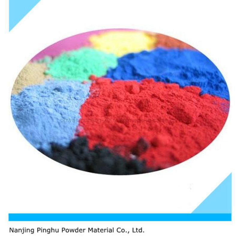 Black Orange-Peel Powdercoating with Anti-Corrosive Property