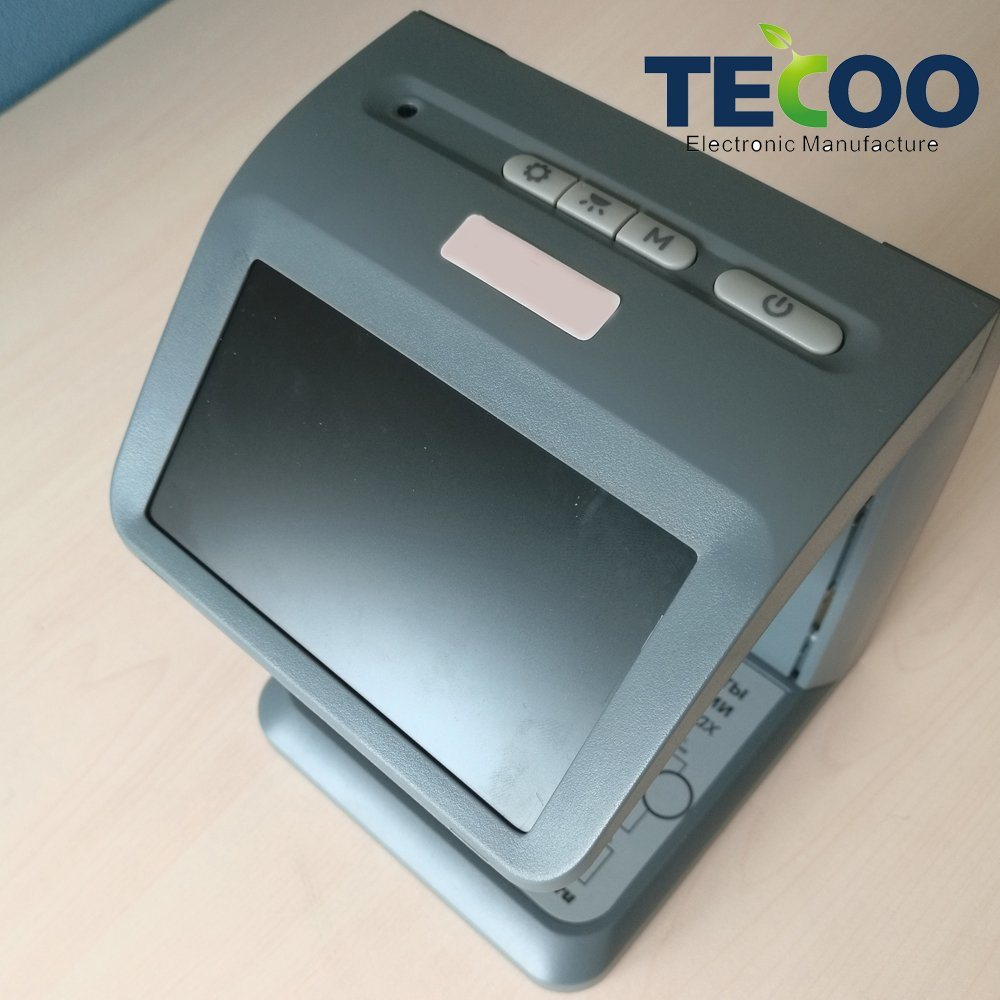 Currency Detector OEM/ODM Service with ISO 9001 Certified