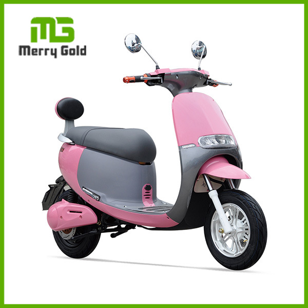 Fashionable Pink Color New Model Girls′ Electric Scooter for Sale