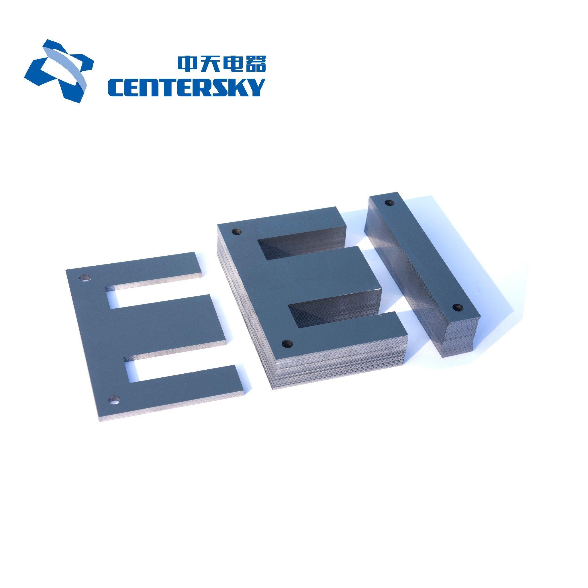 China Manufacturer Three Phase Silicon Steel Ei Lamination