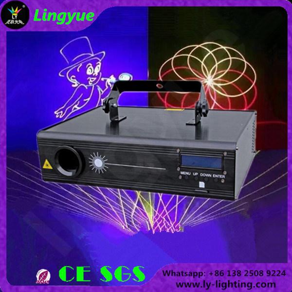 SD Animation Stage Disco DJ Laser