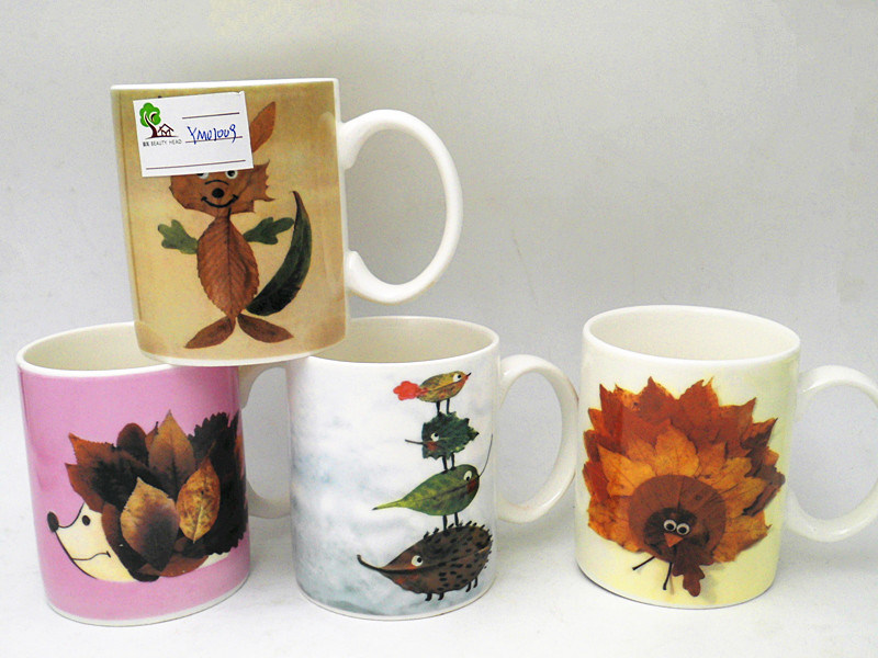 Best Selling Ceramic Decal Mug