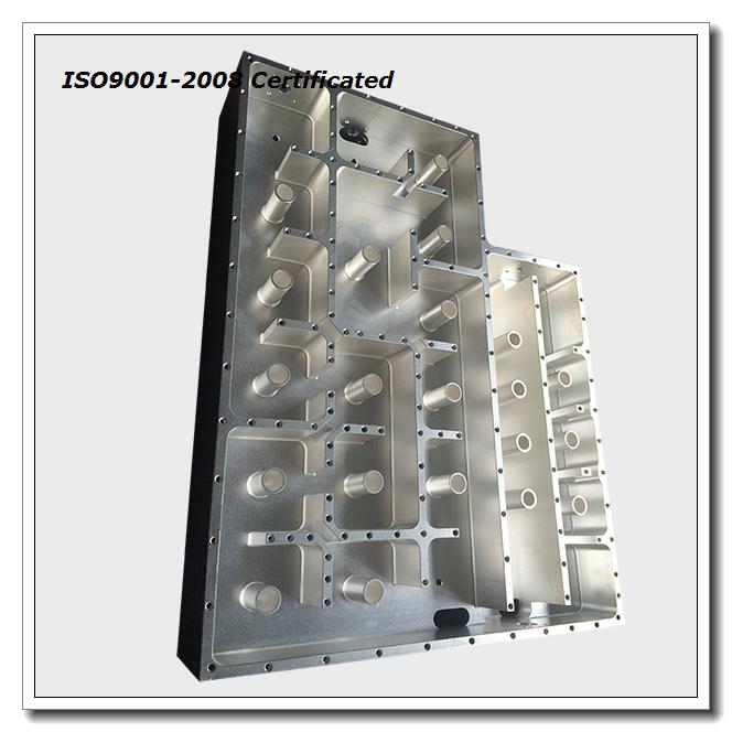 CNC Machining Aluminum Filter Housing, Machined Part