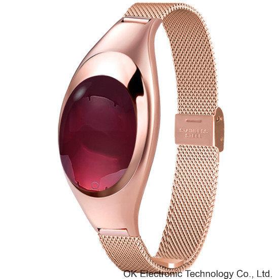 2017 New Ladies Fashion Wrist Smart Fitness Bracelet Watch