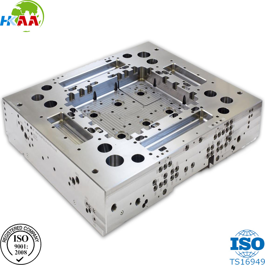 High Precision CNC Milling Spare Parts as Core Machinery Parts