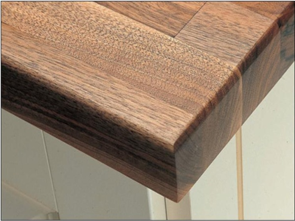 Pure American Walnut Wood Benchtops
