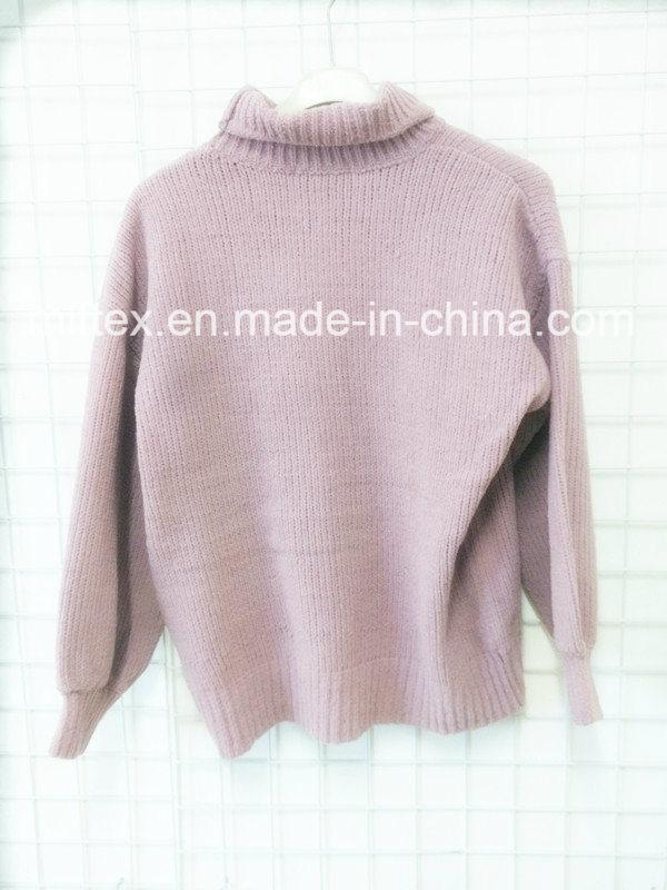 Women ′s Turtleneck Short Garments