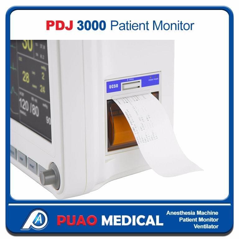 Pdj-3000 Multi-Parameter Patient Monitor