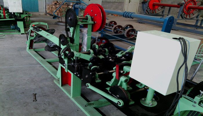 Best Price Barbed Wire Fence Machine