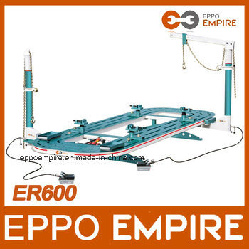 Ce Certificated Auto Repair Equipment Chassis Straightener Er600
