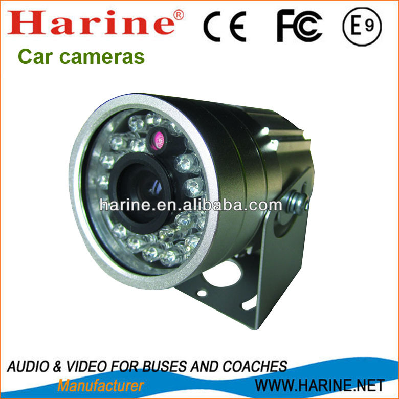 "Best 1/3"" CCD IP Waterproof Roof Mount Car Camera"