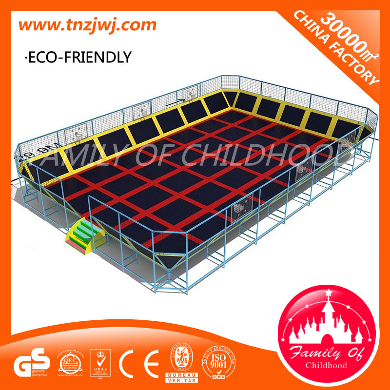 Hot Selling Outdoor Play Equipment Bungee Gymnastic Trampoline Park