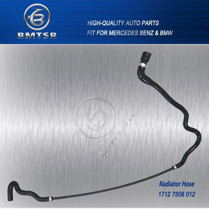 Auto Radiator Water Pipe for BMW E65 E66 1712 7508 012 17127508012