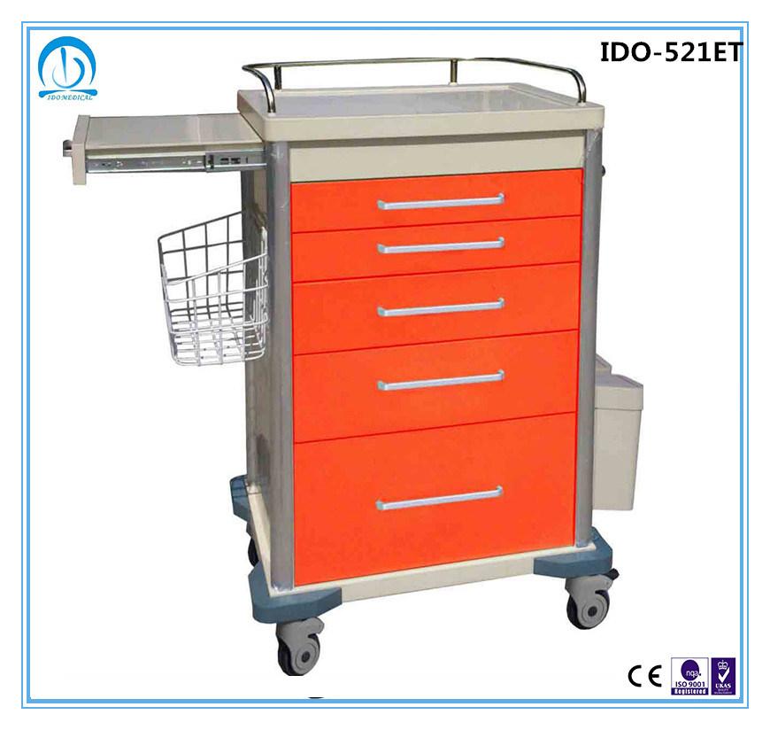 Emergency Medical Trolley Equipment