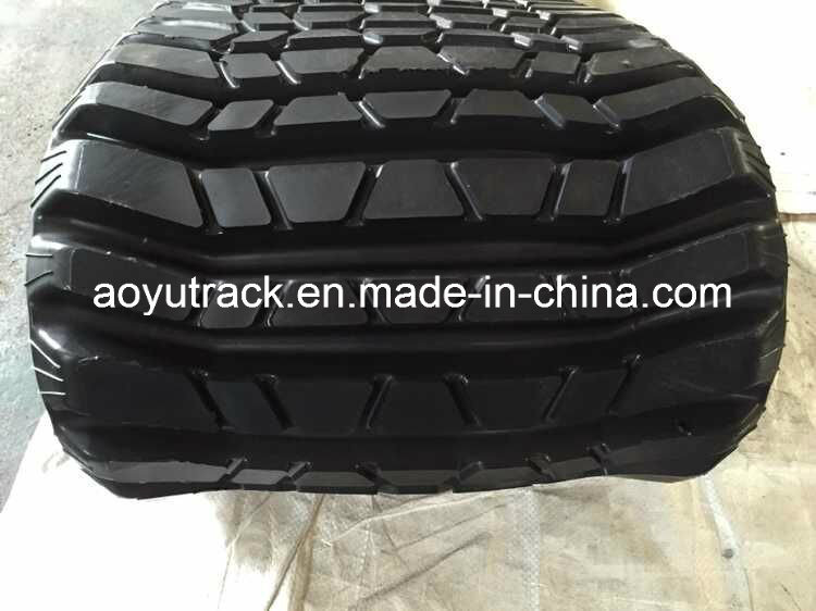 Caterpillar 277b Loader Rubber Tracks