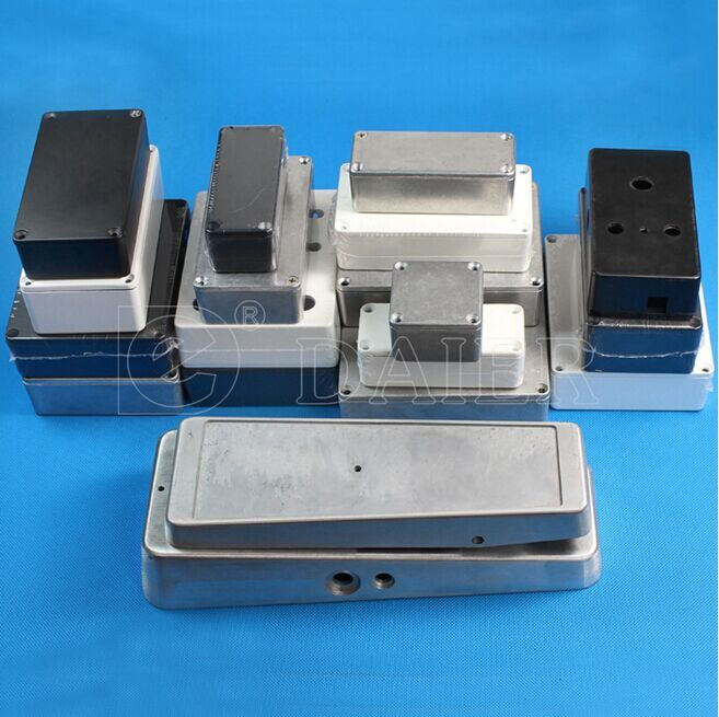 1590c Aluminum Enclosures for Guitar Foot Switch Pedal