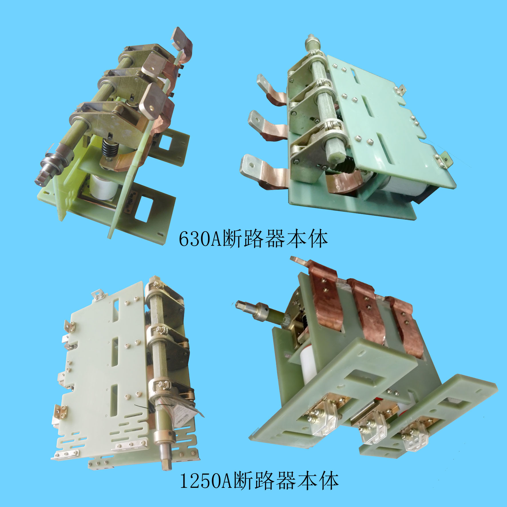 Hot-Sale Outdoor Circuit Breaker for Ouma