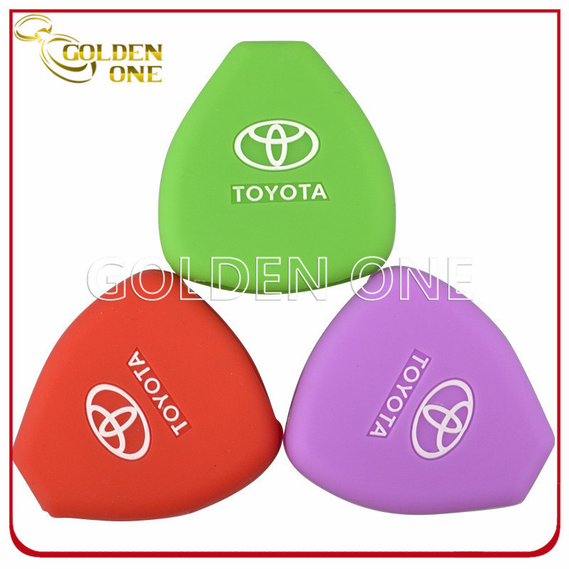 Custom Hot Sale PVC Silicone Car Key Cover