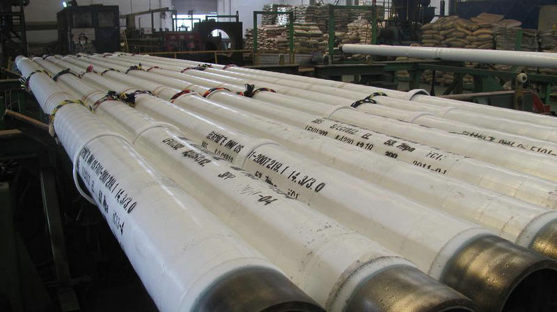 Lined Steel Pipe with 304L Liner