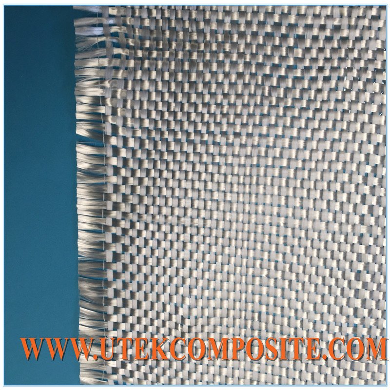 Plain Weave 400GSM Fiberglass Woven Fabric for Boat