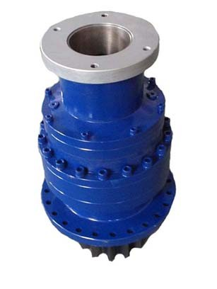 The Rotary Gear Reducer