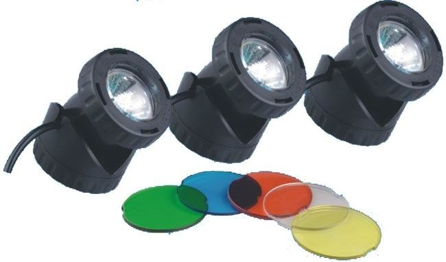LED Lighting, Submersible Spot Waterproof Light, Underwater Light (HL-PL1LED)