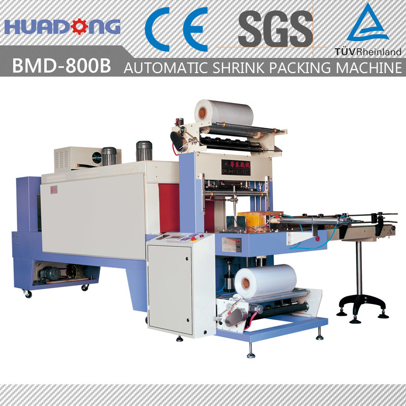 Automatic Sleeve Sealer Shrink Wrapping Machine