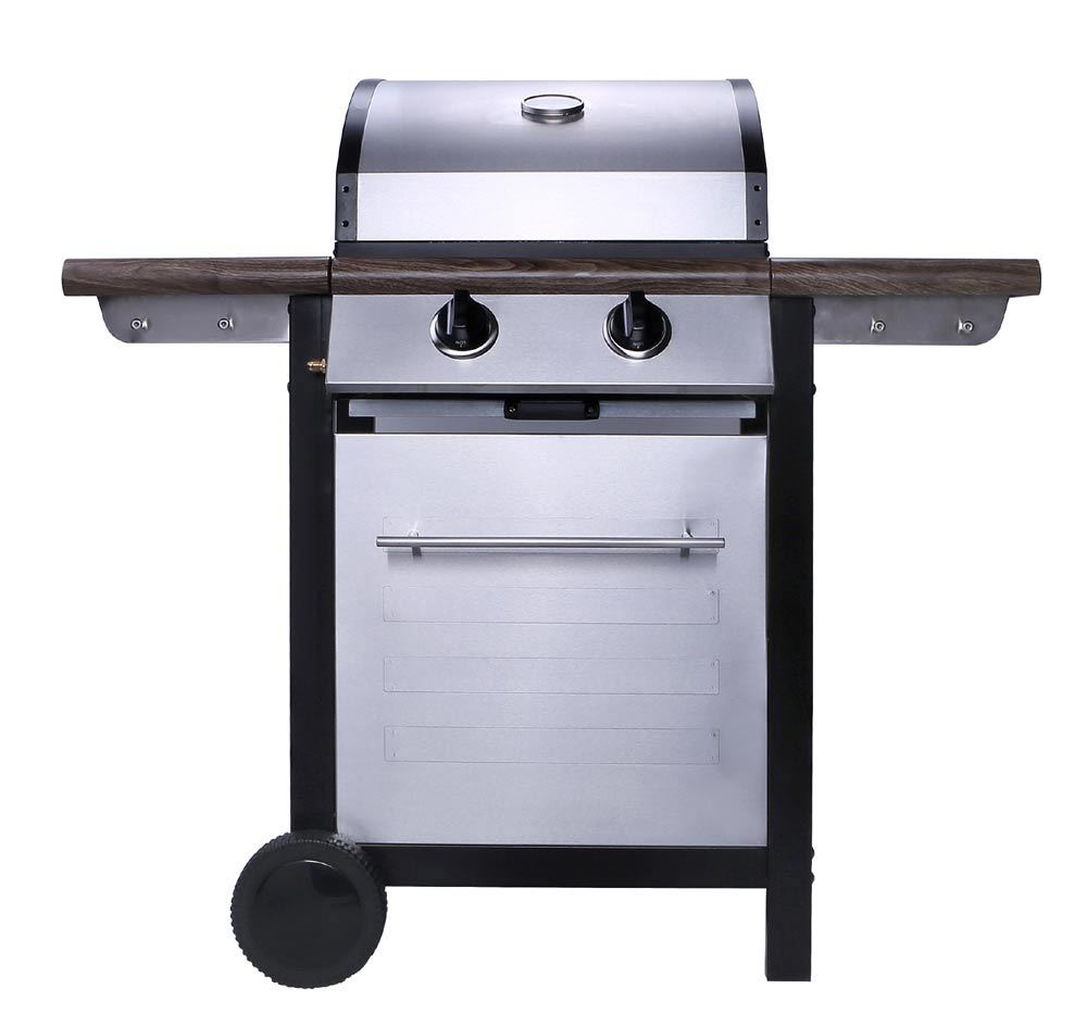 2burners BBQ Gas Grill