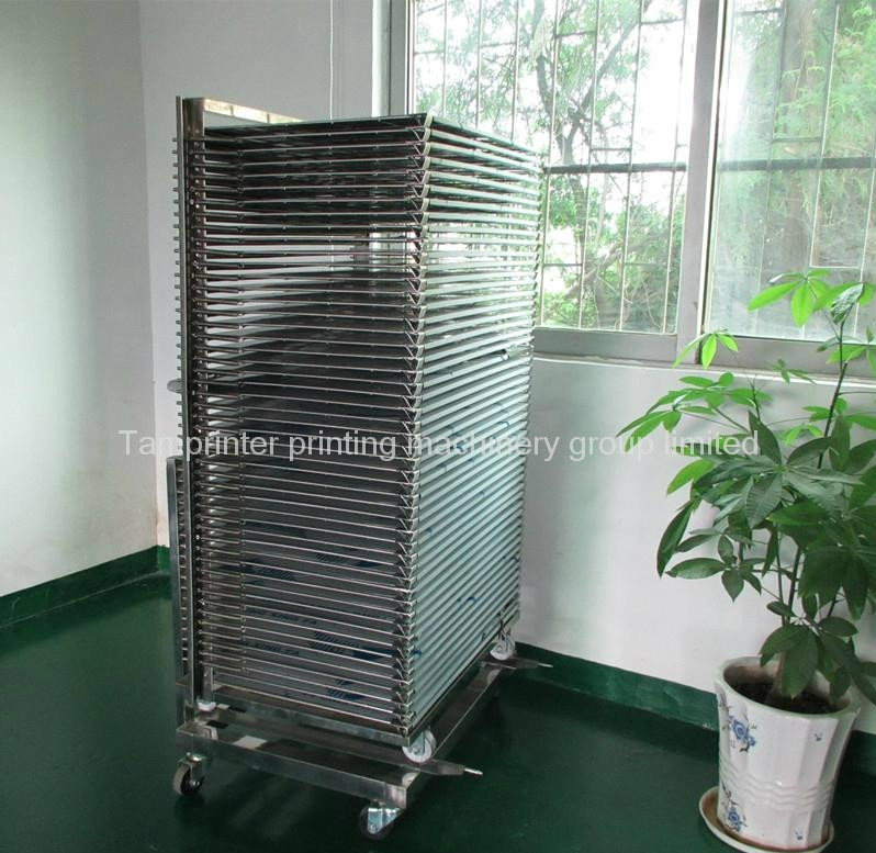 TM-50ds Screen Printing Drying Frame Drying Racks