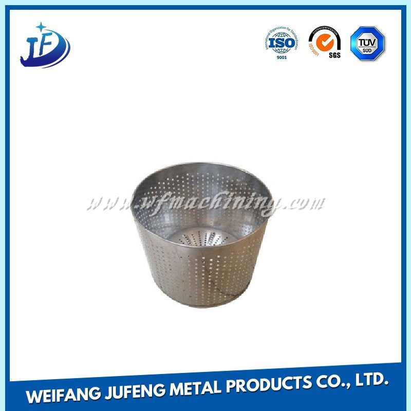 OEM Stainless Steel Sheet Metal Stamped Parts with Zinc Plating