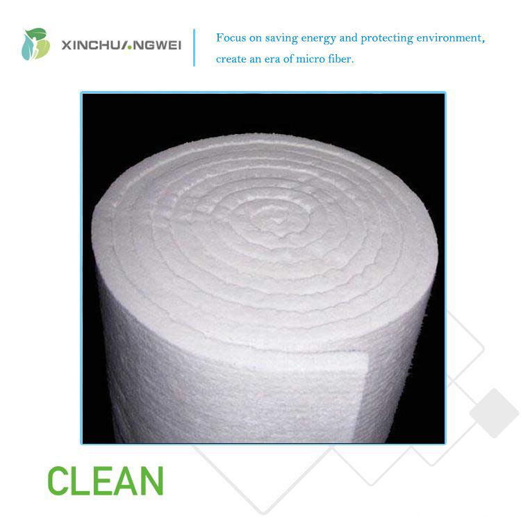 Heat Resistant Insulation Aluminium Silicate Fiber Felt