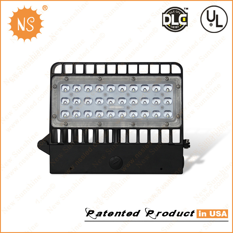 UL Dlc IP65 Outdoor 48W LED Wall Pack Lghting