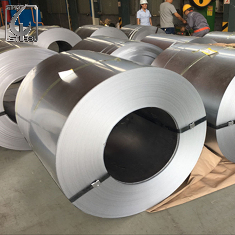 Zinc Coated Hot Dipped Galvanized Steel Coil / Sheet for Industry